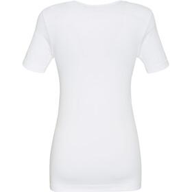Craft Active Comfort Couche de base manches courtes Femme, white